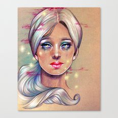 Sylvia's Gone Canvas Print