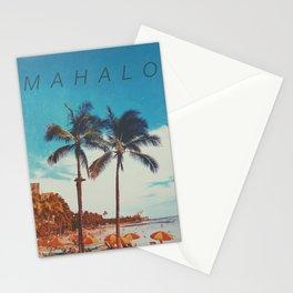 Mahalo Stationery Cards
