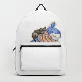 A cat Backpack
