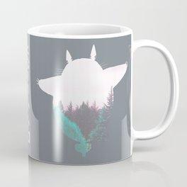 Troll Atop the Dreamland Forest Coffee Mug