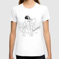 shameless T-shirts featuring Shameless by Roxy Morataya