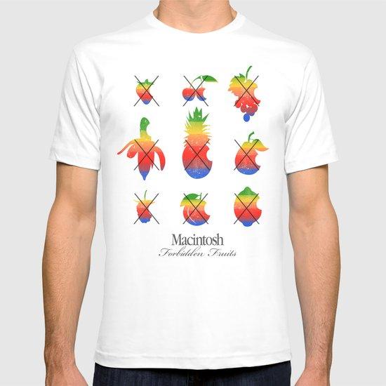 mac forbidden fruits T-shirt