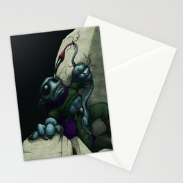 The Eternal Struggle Stationery Cards