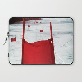 Racing Gates Laptop Sleeve