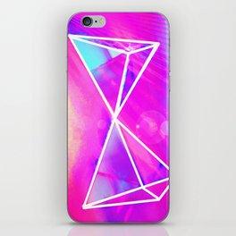 Prismatic III iPhone Skin