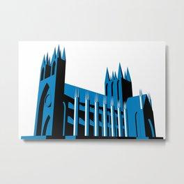 Cathedral Metal Print