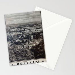 Classic Britain Stationery Cards