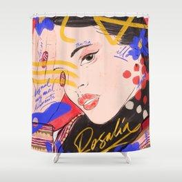 Rosalia Shower Curtain