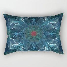 Valor and Mercy Rectangular Pillow