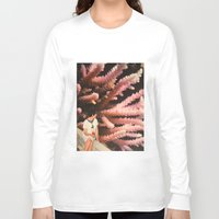 aquarius Long Sleeve T-shirts featuring Aquarius by Djuno Tomsni