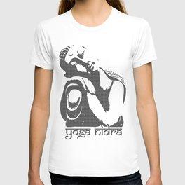 Yoga Nidra - Buddha T-shirt