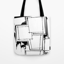 Drawing A Blank Tote Bag