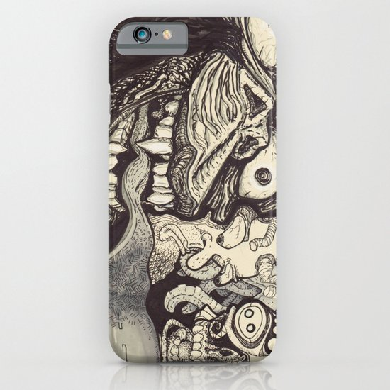 A wrong turn iPhone & iPod Case