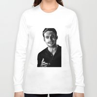 allyson johnson Long Sleeve T-shirts featuring Anders Johnson (Bragi) by bragi