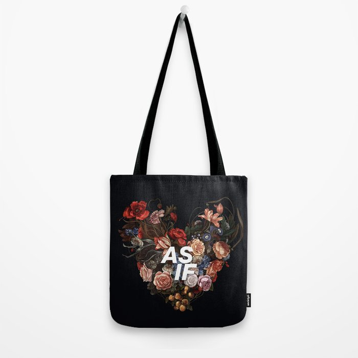 AS IF Tote Bag