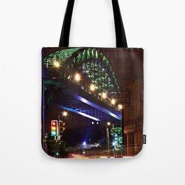 Go wait stop Tote Bag