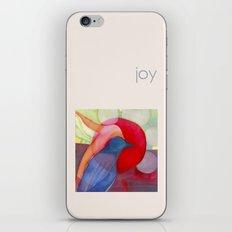 Joy iPhone & iPod Skin
