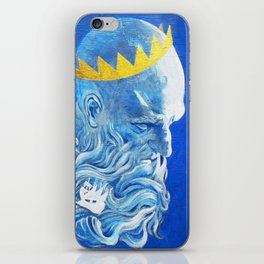 Neptune iPhone Skin