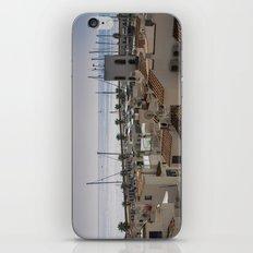 Port d'Aiguadolç iPhone & iPod Skin