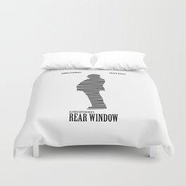 Rear Window Duvet Cover