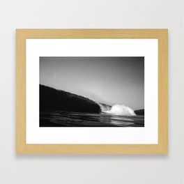 Westwards Framed Art Print