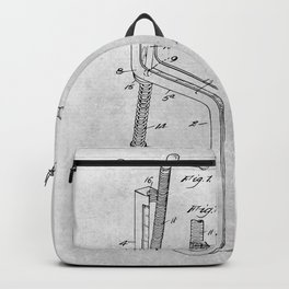 C Clamp hand tool Backpack