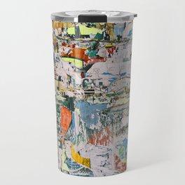 Street collage 1 Travel Mug
