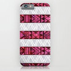 Tribal America {STRIPES} Slim Case iPhone 6s