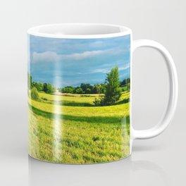 Chemin Richelieu, Saint-Mathias, Québec, Cananda Coffee Mug