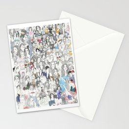 WOMXN IN POWER Stationery Cards