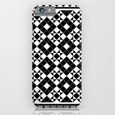 Victorian Floor Tile Pattern #2 Slim Case iPhone 6s