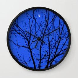 Magic in the Moonlight Wall Clock