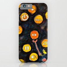 I want Fast Forward! Slim Case iPhone 6s