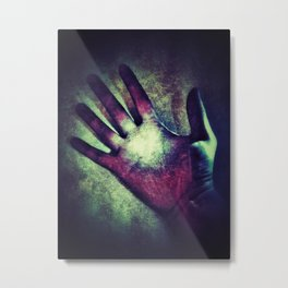 The Sublimation Of Chance Metal Print