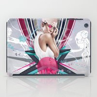 lucy iPad Cases featuring LUCY by Stéphanie Brusick / Art by shop