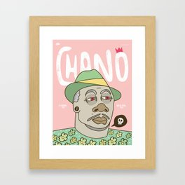 Chano Pozo Framed Art Print