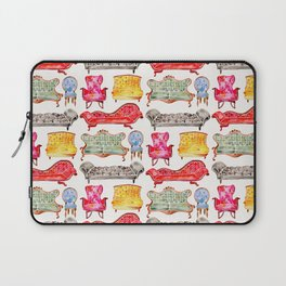Victorian Lounge – Rainbow Palette Laptop Sleeve