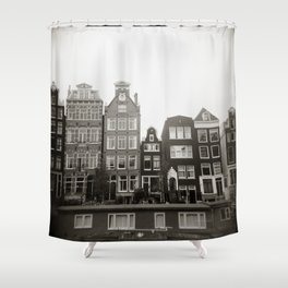 { teeny houses } Shower Curtain