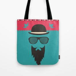 Hipster Style Tote Bag