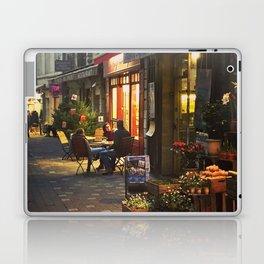 Evening in Provence Village Laptop & iPad Skin