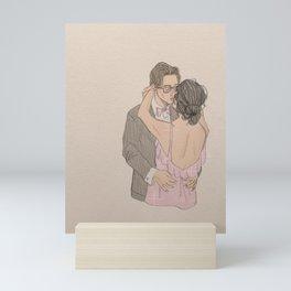 Slow Dancing Mini Art Print
