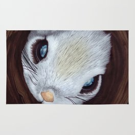 Siberian flying squirrel Rug