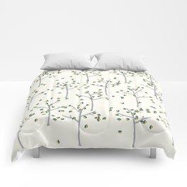Prism Leaves Comforters