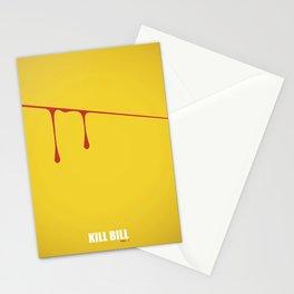 Kill Bill vol. 1 Stationery Cards