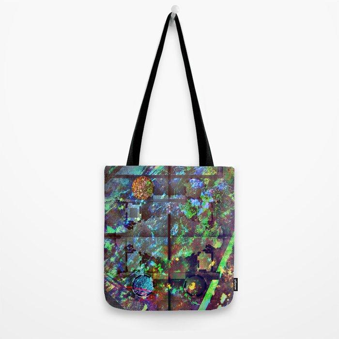 Holografika Tote Bag
