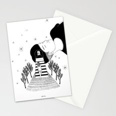 Into Your Dream Stationery Cards
