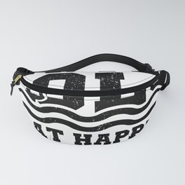 Water Polo Team   Sports Player Trainer Gifts Fanny Pack