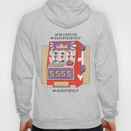 Slot Machines Hoody