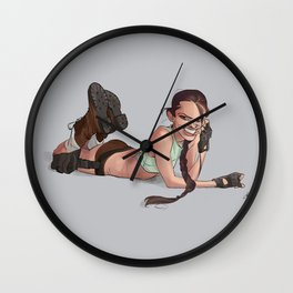 Joanie Wall Clock