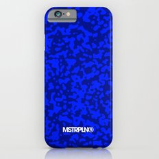 Comp  Camouflage / Blue Slim Case iPhone 6s
